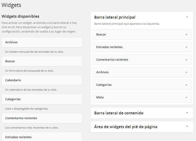 7 Cambiar-tema-Wordpress-Widgets