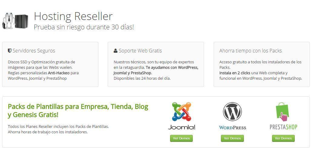 Webempresa-reseller-hosting